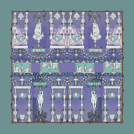 Шелковый платок. Царское Село