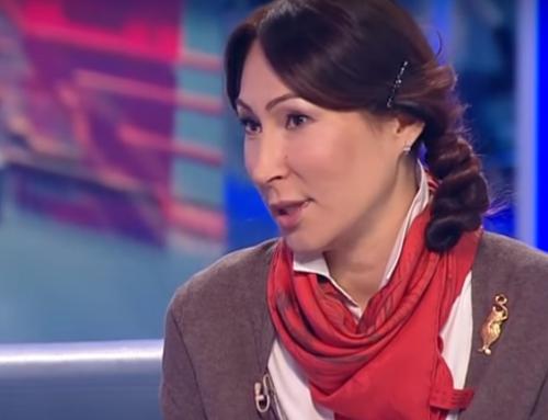 Елена Бадмаева на Life 78