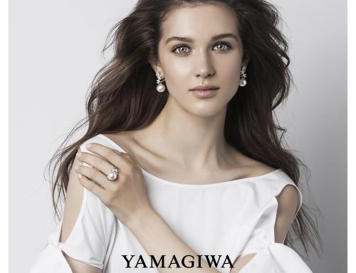 SS17 в рекламе YAMAGIWA