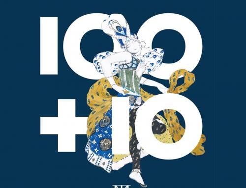 Выставка «100+10»